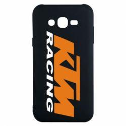 Чохол для Samsung J7 2015 KTM Racing - FatLine