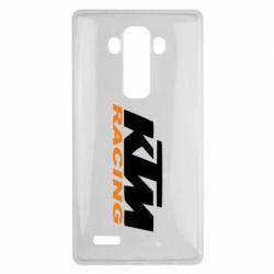 Чохол для LG G4 KTM Racing - FatLine