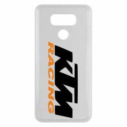 Чохол для LG G6 KTM Racing - FatLine