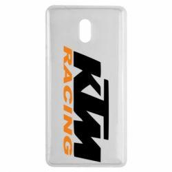Чохол для Nokia 3 KTM Racing - FatLine