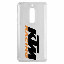 Чохол для Nokia 5 KTM Racing - FatLine