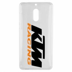 Чохол для Nokia 6 KTM Racing - FatLine