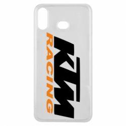 Чохол для Samsung A6s KTM Racing - FatLine