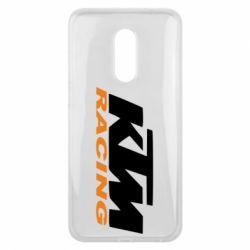 Чохол для Meizu 16 plus KTM Racing - FatLine
