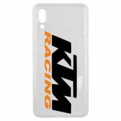 Чохол для Meizu E3 KTM Racing - FatLine