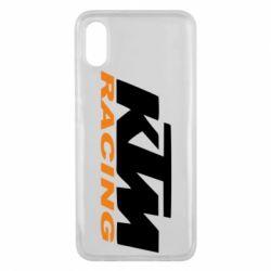 Чохол для Xiaomi Mi8 Pro KTM Racing - FatLine