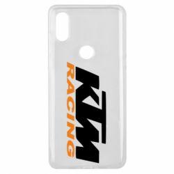 Чохол для Xiaomi Mi Mix 3 KTM Racing - FatLine