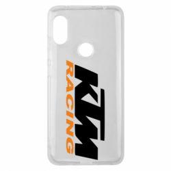 Чохол для Xiaomi Redmi Note 6 Pro KTM Racing - FatLine