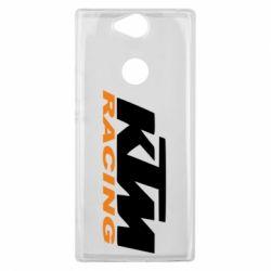Чохол для Sony Xperia XA2 Plus KTM Racing - FatLine