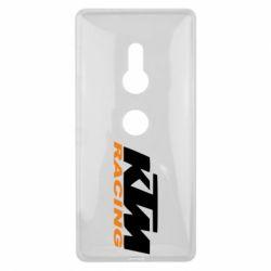 Чохол для Sony Xperia XZ2 KTM Racing - FatLine