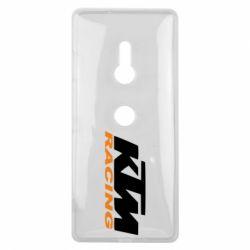 Чохол для Sony Xperia XZ3 KTM Racing - FatLine