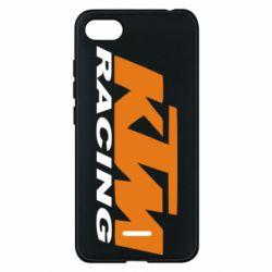 Чохол для Xiaomi Redmi 6A KTM Racing - FatLine