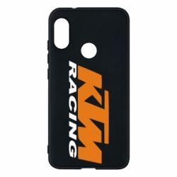 Чохол для Mi A2 Lite KTM Racing - FatLine