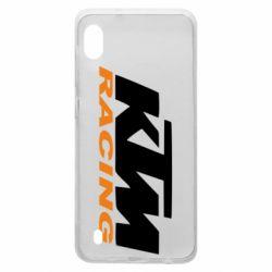 Чехол для Samsung A10 KTM Racing