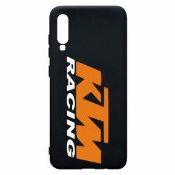 Чехол для Samsung A70 KTM Racing