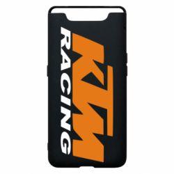 Чехол для Samsung A80 KTM Racing