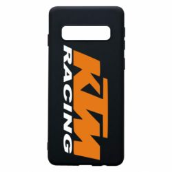 Чехол для Samsung S10 KTM Racing
