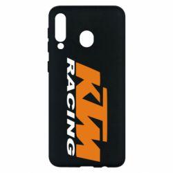 Чехол для Samsung M30 KTM Racing