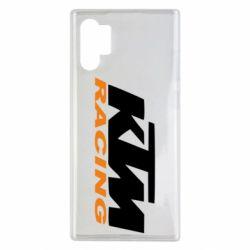 Чехол для Samsung Note 10 Plus KTM Racing