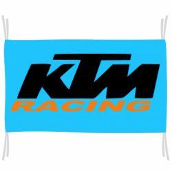 Флаг KTM Racing