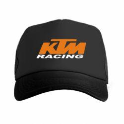 Кепка-тракер KTM Racing