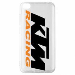 Чохол для Xiaomi Redmi Go KTM Racing
