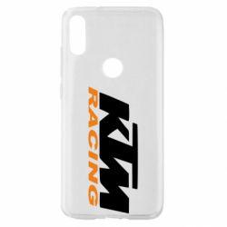 Чехол для Xiaomi Mi Play KTM Racing