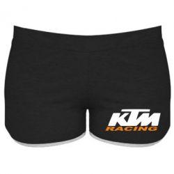 Женские шорты KTM Racing - FatLine