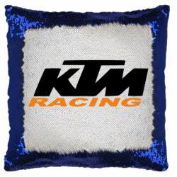 Подушка-хамелеон KTM Racing