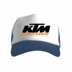 Детская кепка-тракер KTM Racing