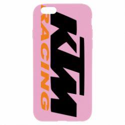 Чохол для iPhone 6/6S KTM Racing - FatLine