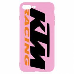 Чохол для iPhone 7 Plus KTM Racing - FatLine