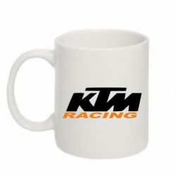 Кружка 320ml KTM Racing