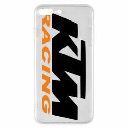 Чохол для iPhone 8 Plus KTM Racing - FatLine