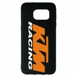 Чохол для Samsung S7 EDGE KTM Racing - FatLine