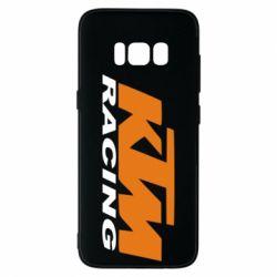 Чохол для Samsung S8 KTM Racing - FatLine