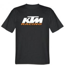 Мужская футболка KTM Racing - FatLine
