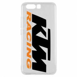 Чохол для Huawei P10 KTM Racing - FatLine