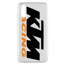 Чохол для Huawei P20 KTM Racing - FatLine