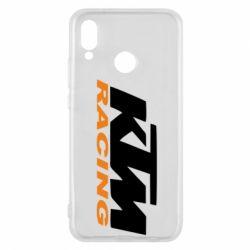Чохол для Huawei P20 Lite KTM Racing - FatLine