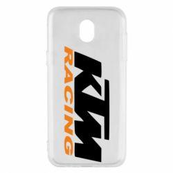 Чохол для Samsung J5 2017 KTM Racing - FatLine