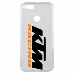 Чохол для Xiaomi Mi A1 KTM Racing - FatLine