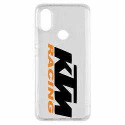 Чохол для Xiaomi Mi A2 KTM Racing - FatLine