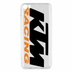 Чохол для Xiaomi Mi5/Mi5 Pro KTM Racing - FatLine