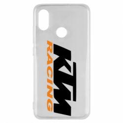 Чохол для Xiaomi Mi8 KTM Racing - FatLine