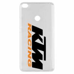 Чохол для Xiaomi Mi Max 2 KTM Racing - FatLine
