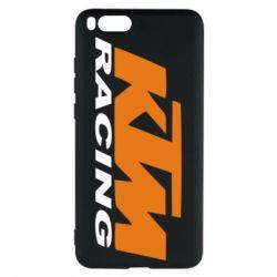 Чохол для Xiaomi Mi Note 3 KTM Racing - FatLine