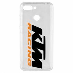 Чохол для Xiaomi Redmi 6 KTM Racing - FatLine