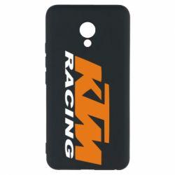 Чохол для Meizu M5 KTM Racing - FatLine