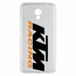 Чохол для Meizu M5c KTM Racing - FatLine